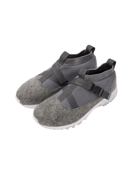 画像1: HELLION FIX (Gray Wool) [30,000+TAX]
