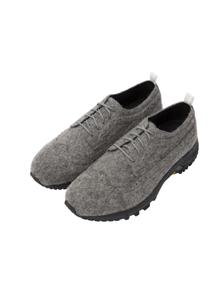 画像1: HELLION (Gray Wool) [28,000+TAX]