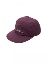 SIGNS CAP w/ COMESANDGOES (Wine) [Mens/Womens] [10,000+TAX]
