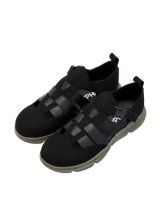 HELLION SANDALS (Black Mix) [29,000+TAX]