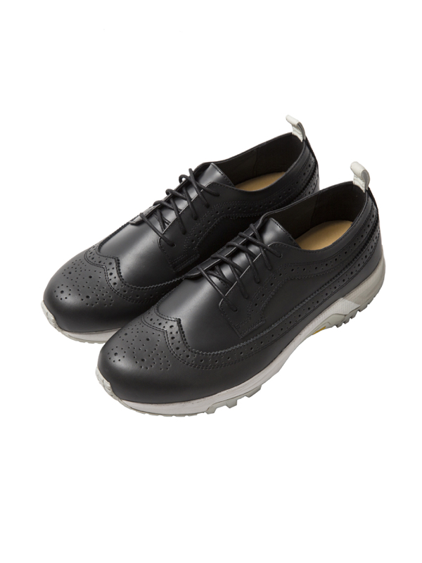 画像1: HELLION PREMO (Black/Gray Sole) [Basic Color] [35,000+TAX]