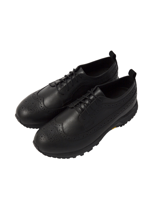 画像1: HELLION PREMO (Black/Black Sole) [Basic Color] [35,000+TAX]