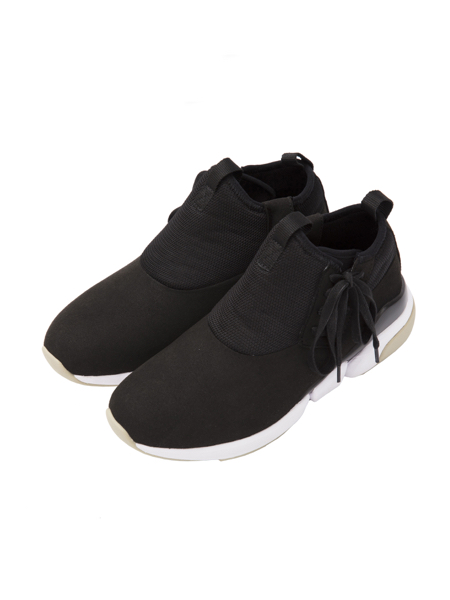 画像1: SRUB QT HQ (Black Suede) [27,500+TAX]