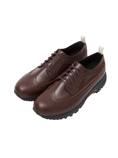 画像1: HELLION PREMO (Brown) [35,000+TAX]