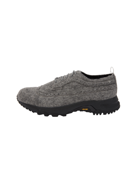画像1: HELLION (Gray Wool) [28,000+TAX]