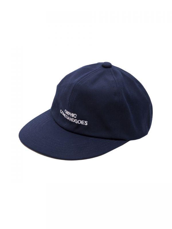 画像1: SIGNS CAP w/ COMESANDGOES (Navy) [Mens/Womens] [10,000+TAX]