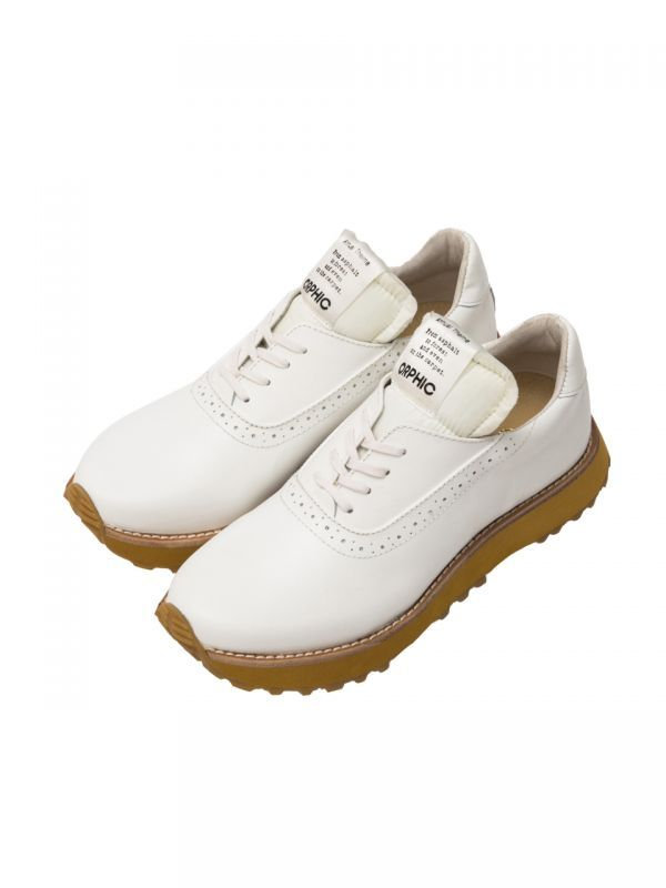 画像1: OFFICER TRAINER (WHITE) [36,000+TAX]