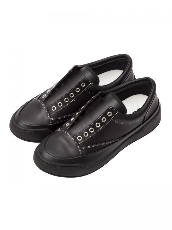 画像1: UNION (Black Leather:限定モデル) Men's / Women's [27,000+TAX]