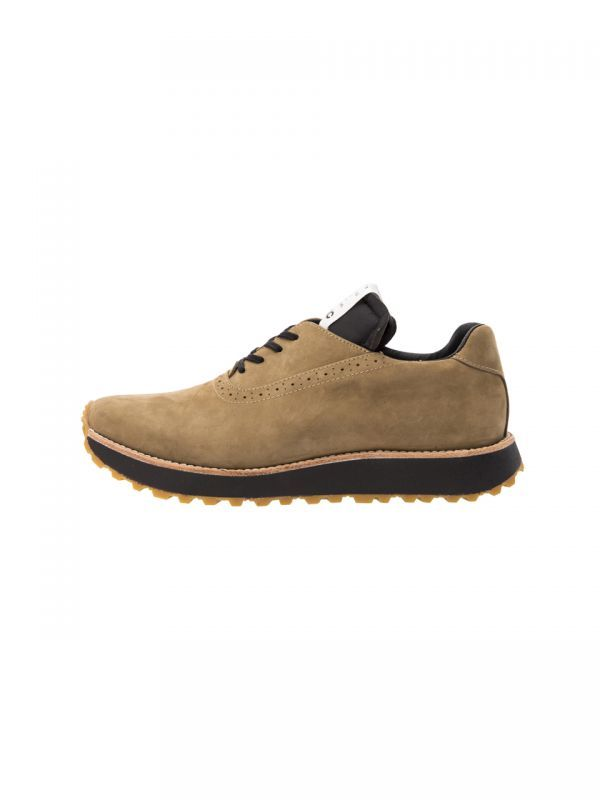 画像2: OFFICER TRAINER (MID BROWN) Last Sz. 8.0 [36,000+TAX]