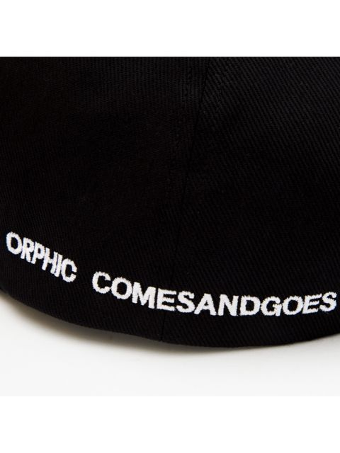 画像3: 6 PANNEL CAP w/ COMESANDGOES (Black) [Mens/Womens] [10,000+TAX]