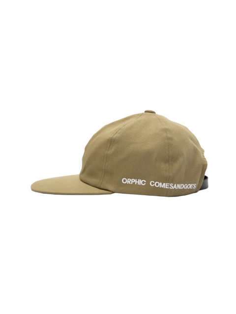 画像2: 6 PANNEL CAP w/ COMESANDGOES (Cork) [Mens/Womens] [10,000+TAX]