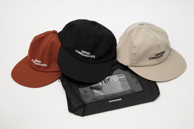画像5: SIGNS CAP w/ COMESANDGOES (Brick) [Mens/Womens] [10,000+TAX]
