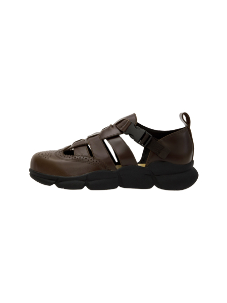 画像2: HELLION SANDALS PREMO (Dark Brown) [34,000+TAX]
