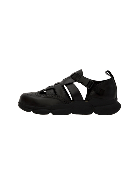画像2: HELLION SANDALS PREMO (Black) [34,000+TAX]