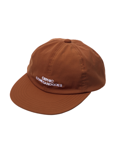 画像1: SIGNS CAP w/ COMESANDGOES (Brick) [Mens/Womens] [10,000+TAX]