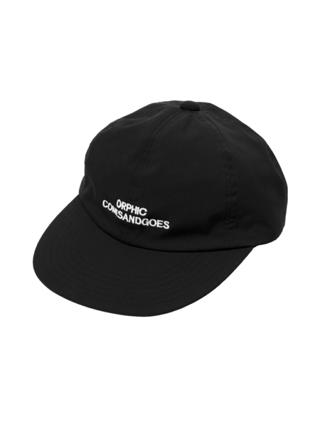 画像1: SIGNS CAP w/ COMESANDGOES (Black) [Mens/Womens] [10,000+TAX]