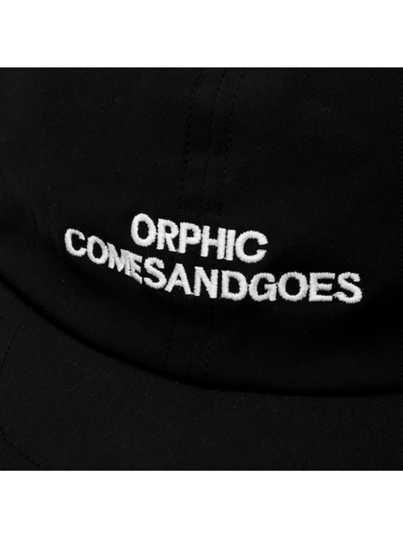 画像4: SIGNS CAP w/ COMESANDGOES (Black) [Mens/Womens] [10,000+TAX]