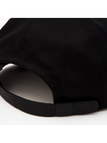 画像4: 6 PANNEL CAP w/ COMESANDGOES (Black) [Mens/Womens] [10,000+TAX]