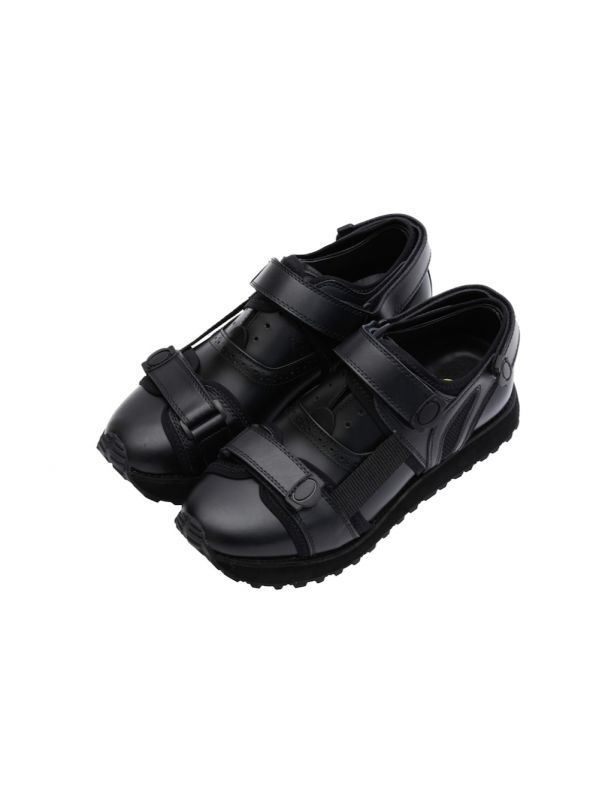 画像1: OFFICER TRAINER 2 (BLACK PREMO) Men's / Women's [36,000+TAX]