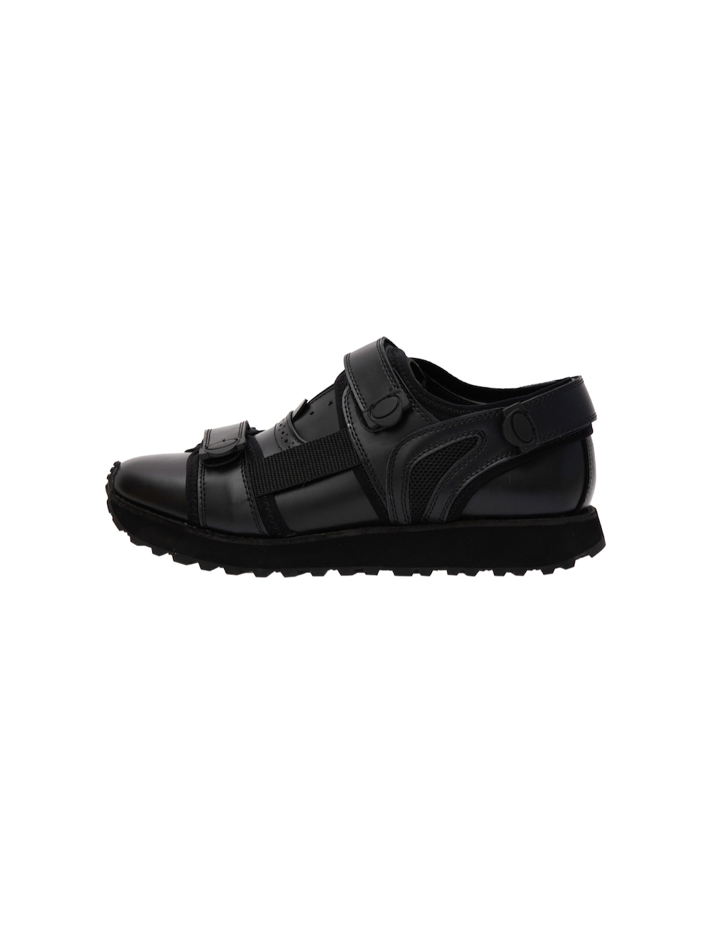 画像2: OFFICER TRAINER 2 (BLACK PREMO) Men's / Women's [36,000+TAX]