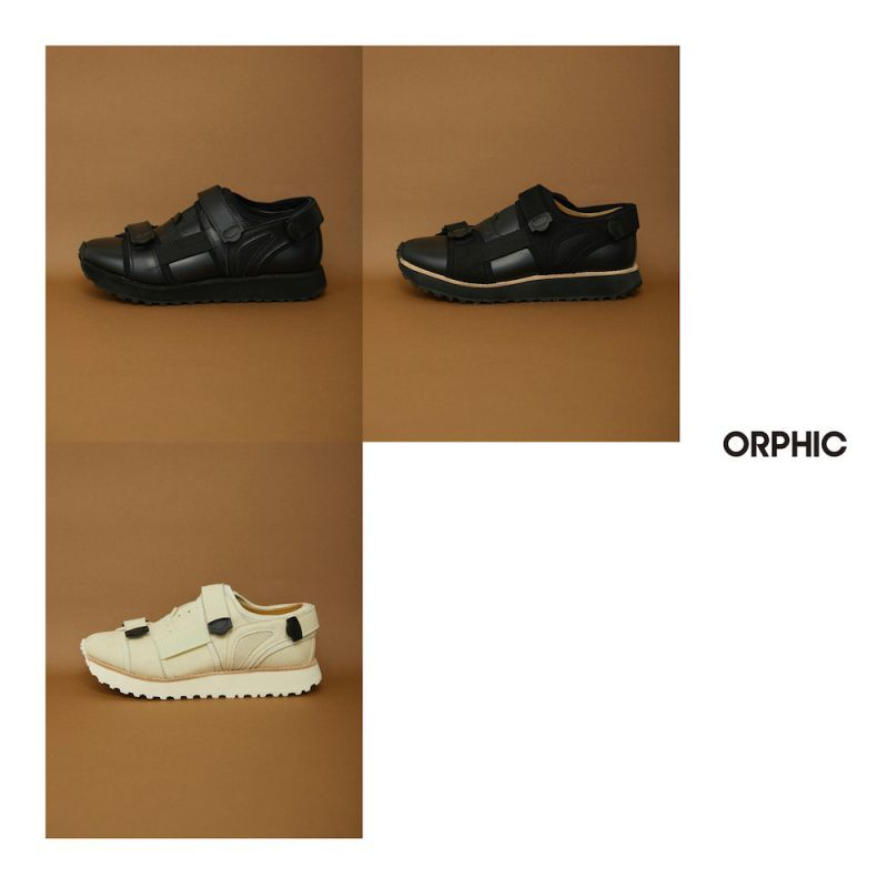 画像5: OFFICER TRAINER 2 (BLACK PREMO) Men's / Women's [36,000+TAX]
