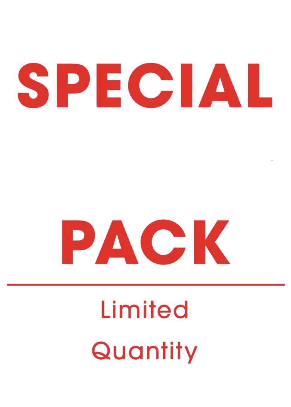 画像1: SPECIAL PACK 【期間・数量限定】 (〜9/30(木)まで) [10,000 + TAX)]