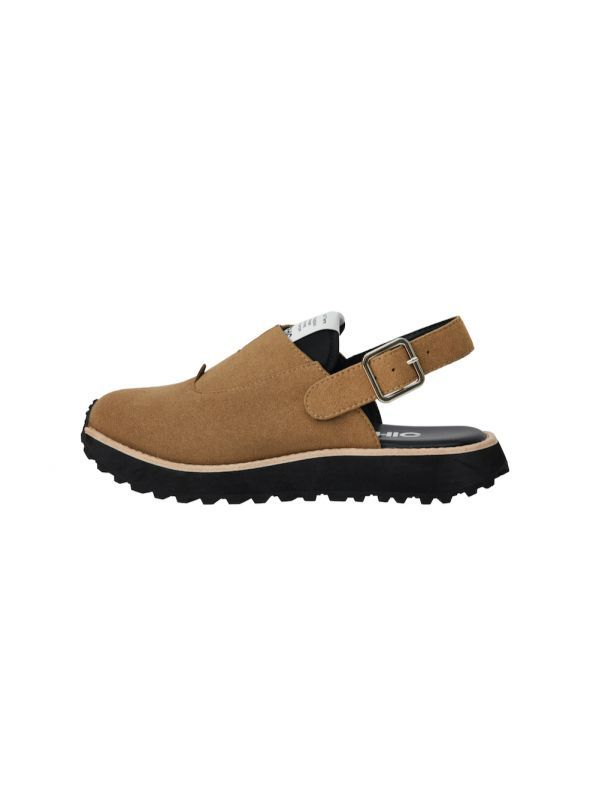 画像2: OFFICER SANDALS (GRAY.BROWN) [29,000+TAX]